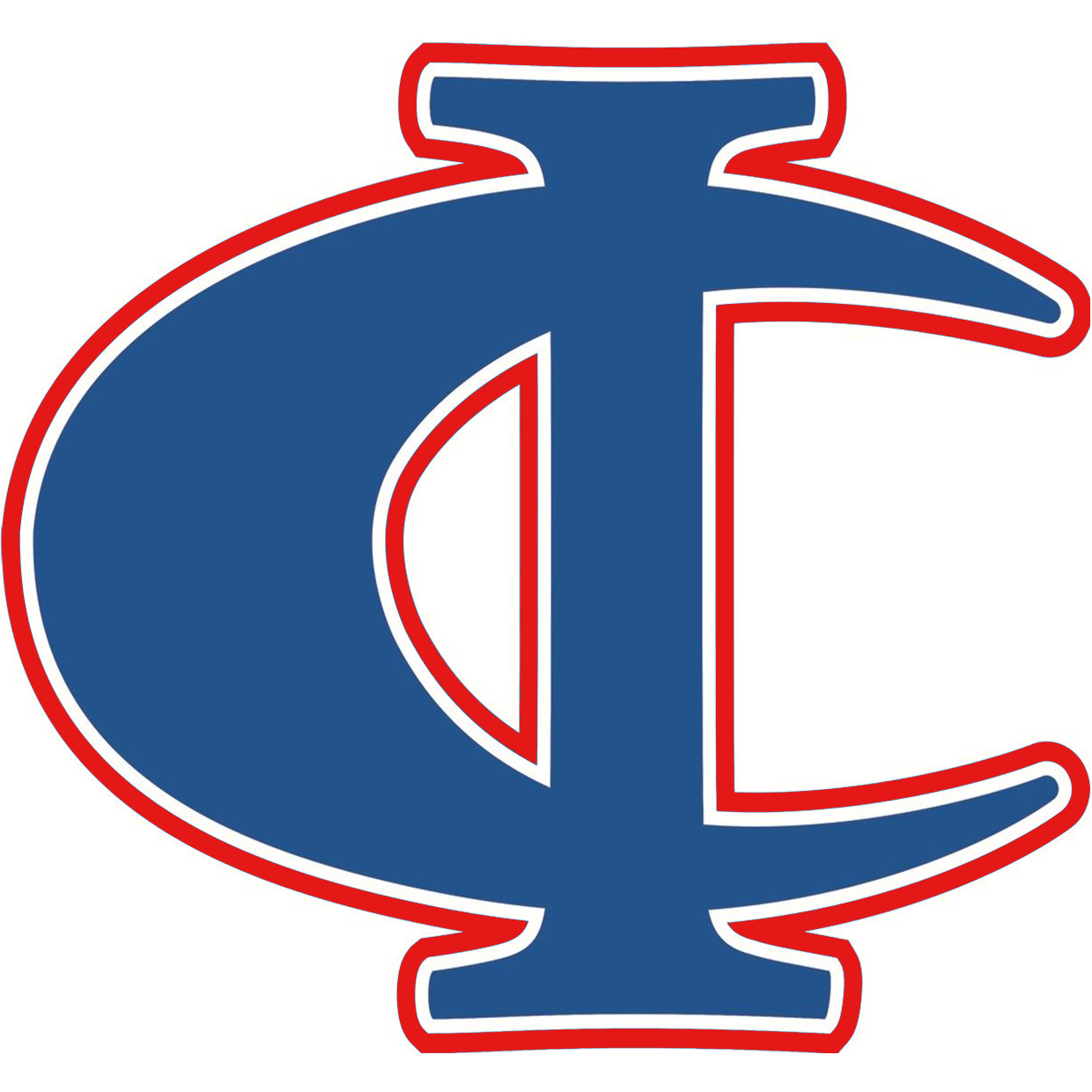 Cambridge isanti  mn  bluejackets logo