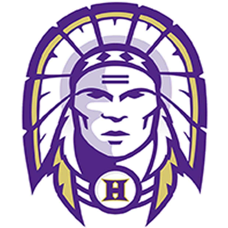 Hallsville  mo  indians logo