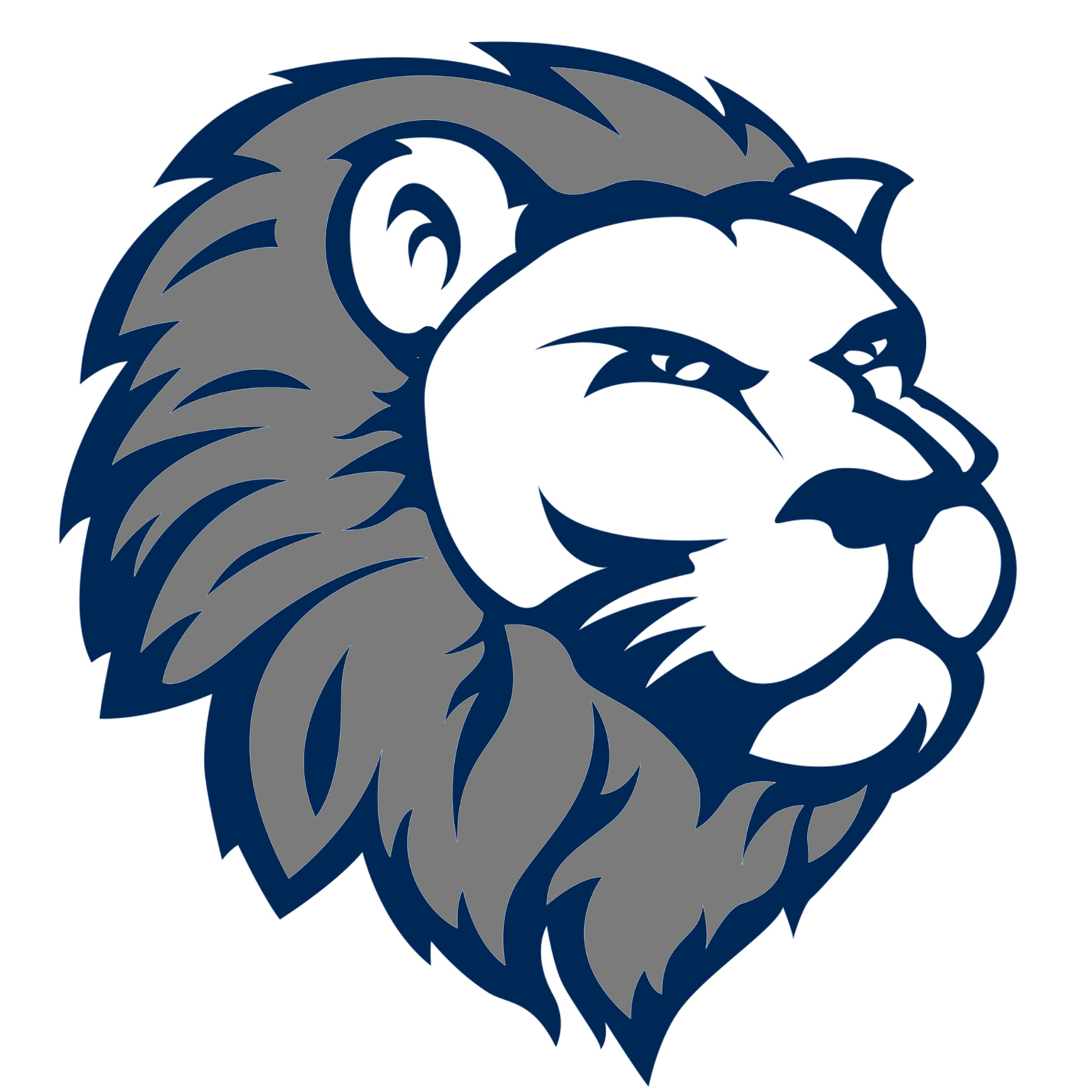 Bellarmine  wa  lions logo