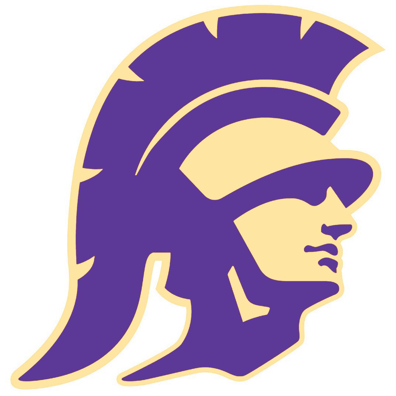 Troy buchanan  mo  trojans logo