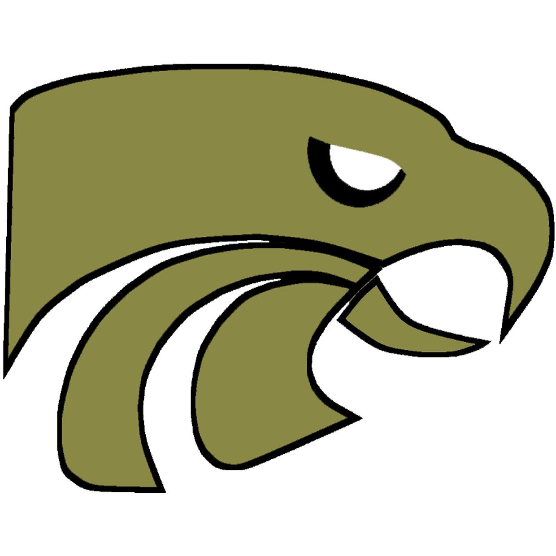 Knight  ca  hawks logo