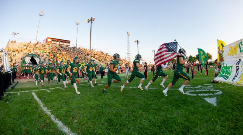 richland high school football