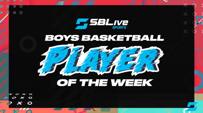 sblive boys basketball player of the week
