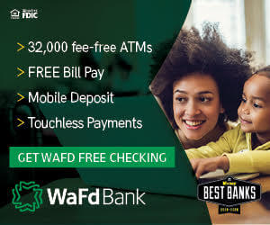 wafd bank free checking