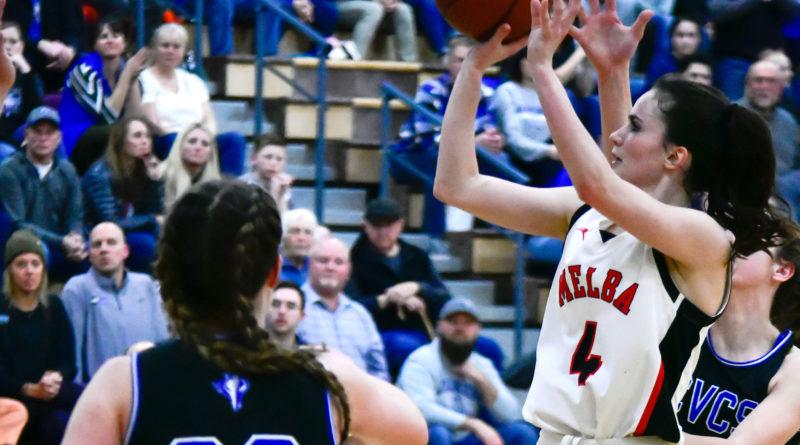 Kate Clark, Melba girls basketball