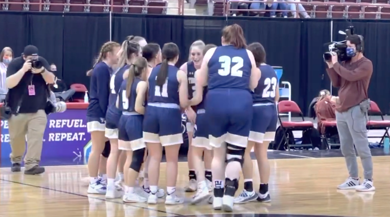 timberlake wins Idaho 3A girls basketball title