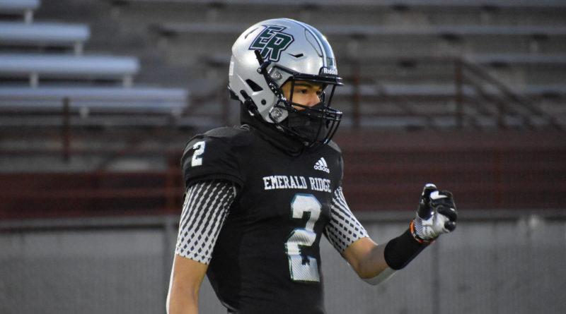 Denzel Boston, Emerald Ridge wide receiver, class of 2022