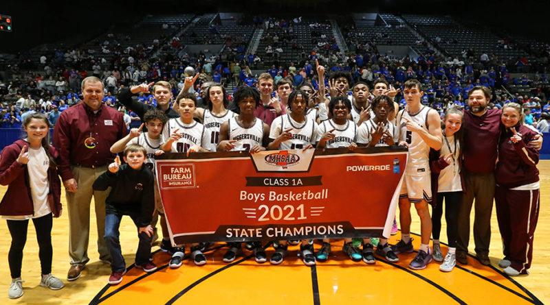 Biggersville wins 1A title