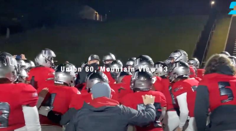 union mountain view football