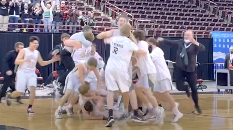 st maries win Idaho state title