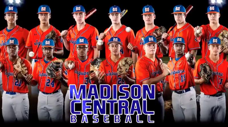 madison central baseball