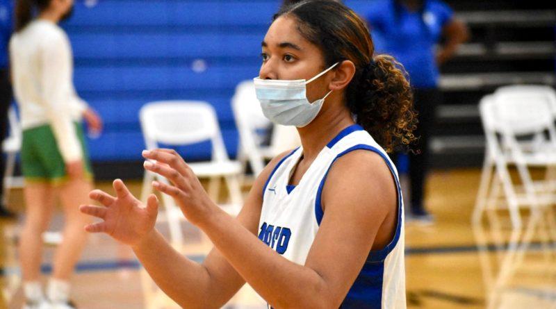 Tamia Stricklin, Seattle Prep girls basketball, class of 2021