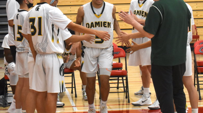 Damien boys basketball