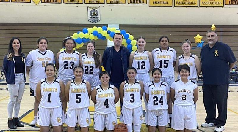 Santa Clara girls basketball