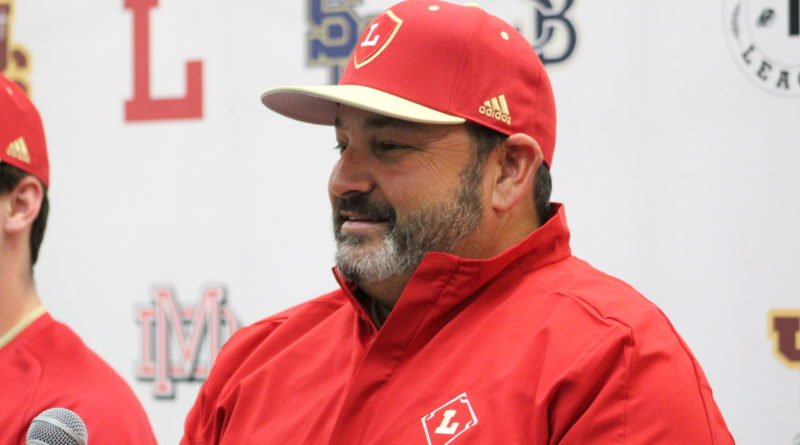 eric borba orange lutheran baseball coach