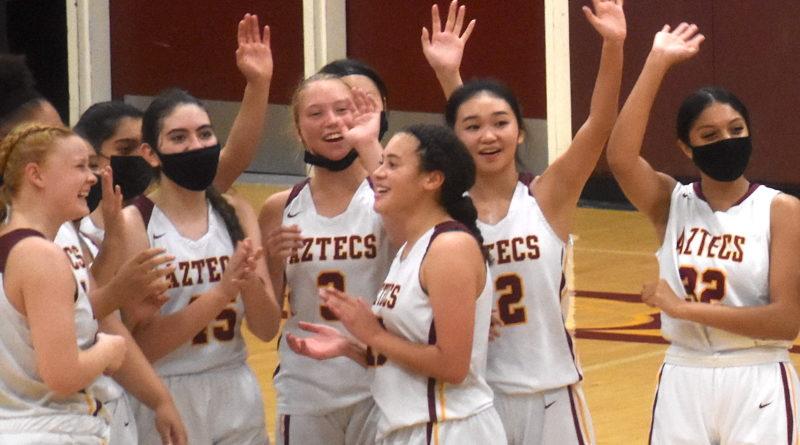 esperanza girls basketball