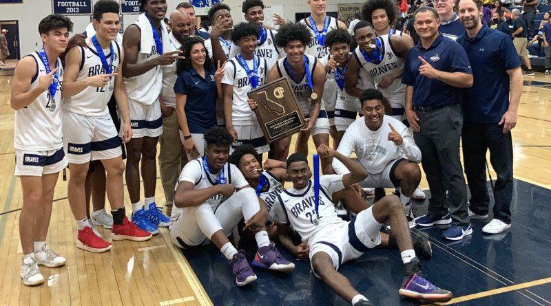 St. John Bosco boys basketball