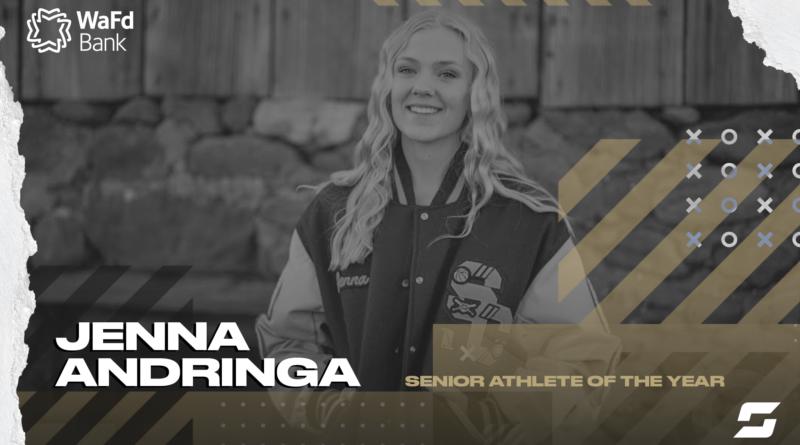 Jenna Andringa, Senior Athlete of the Year