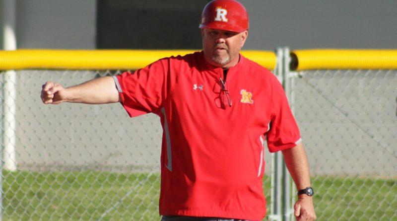 tom tice, rosary academy softball coach