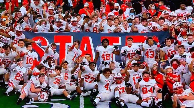 katy high school football texas