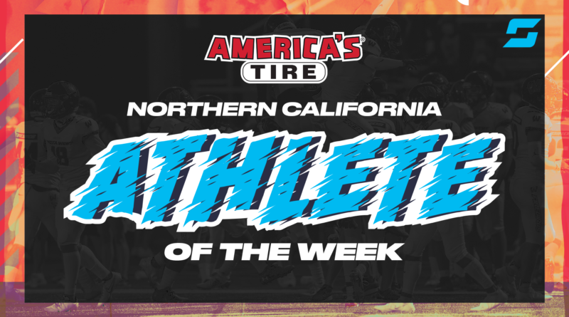 americas tire northern california athlete of the week