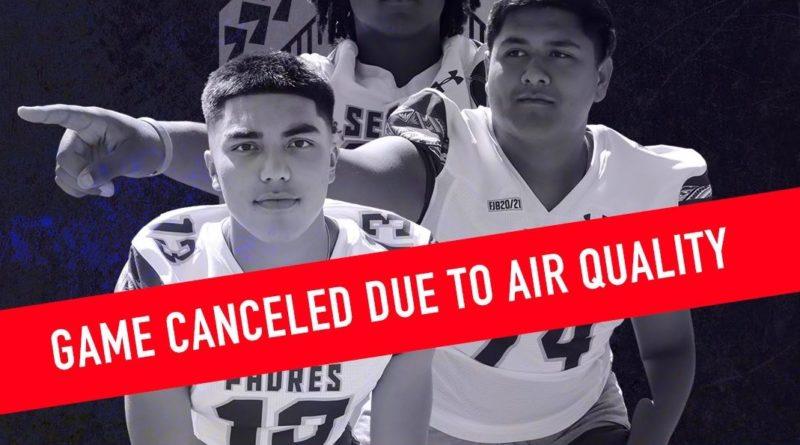 serra pittsburg game canceled