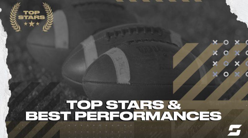 top high school football stars