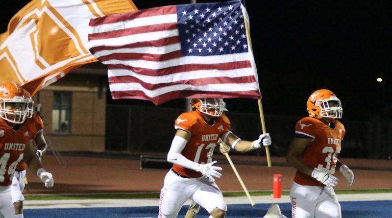 laredo united texas high school football