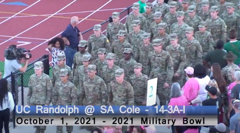 military bowl - texas high school football