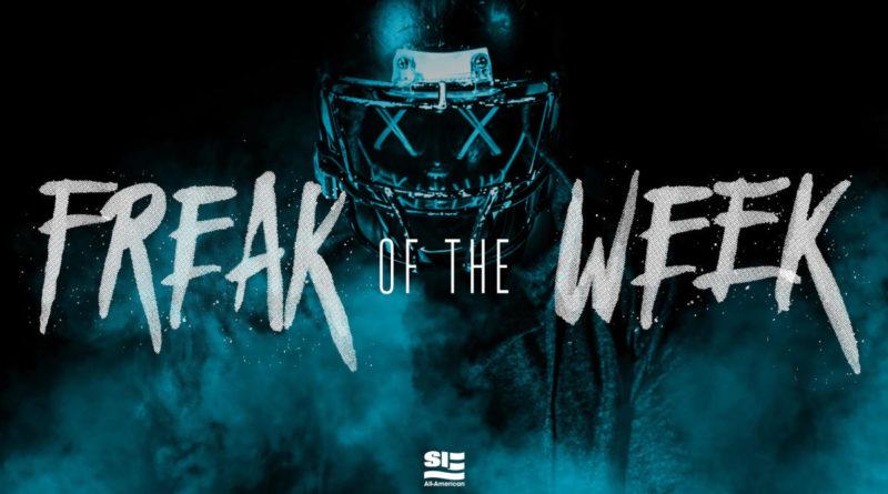 SI All-American Freak of the Week