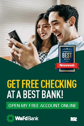 wafd bank free checking