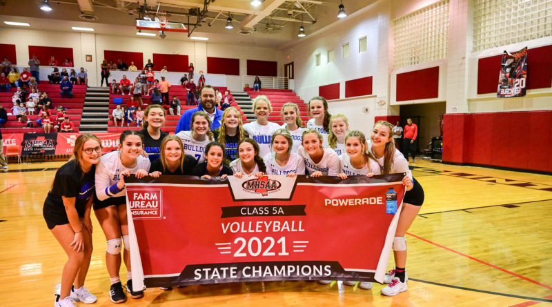 MHSAA 5A volleyball state championships