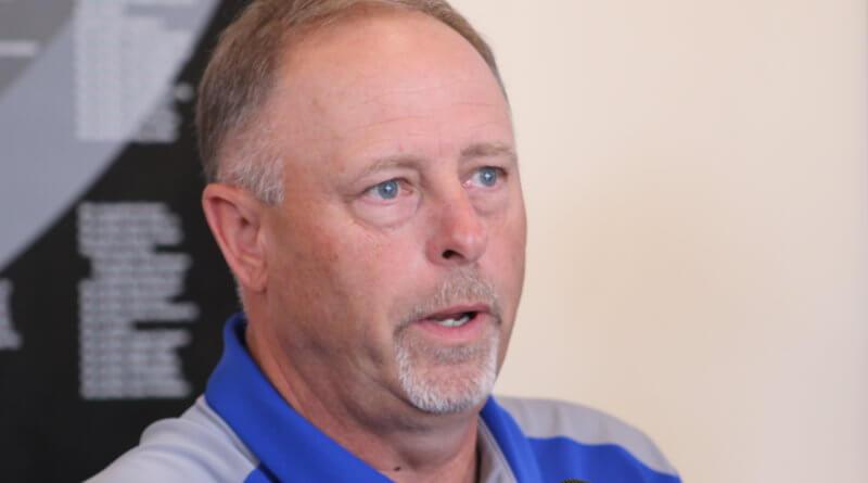 Steve Hagerty - Bishop Amat football coach